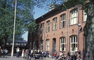Klosternakken skole, ca.1955