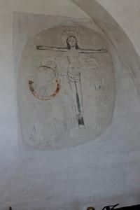 Jungshoved/Kalkmaleri