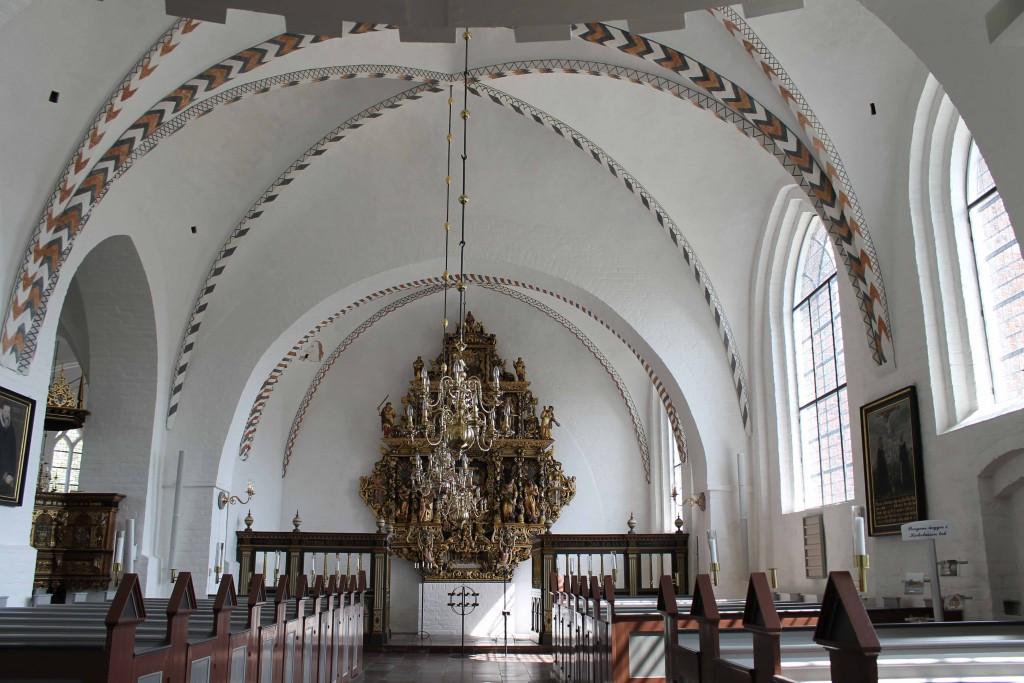 Sydvendt kirkerum