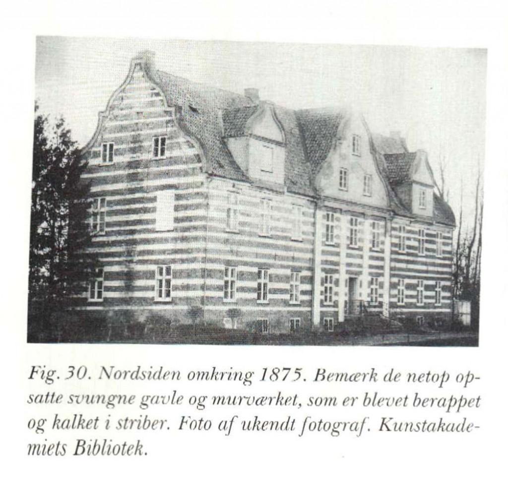 Beldringe hovedbygning 1875