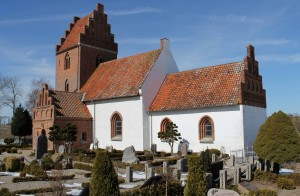 Beldringe kirke