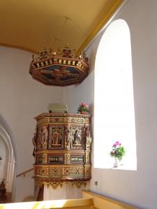 Prædikestolen, Allerslev