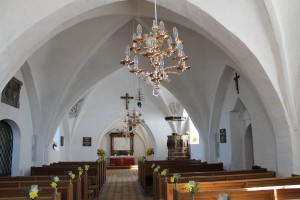 Jungshoved/Kirkerummet