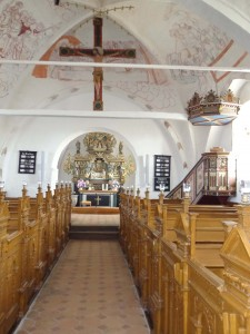 Skibinge/Kirkerummet