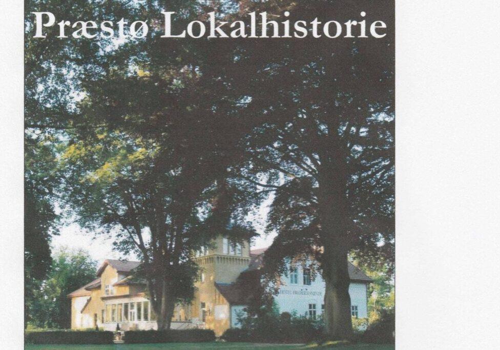 Bladet 'Præstø Lokalhistorie, 2007-2010x