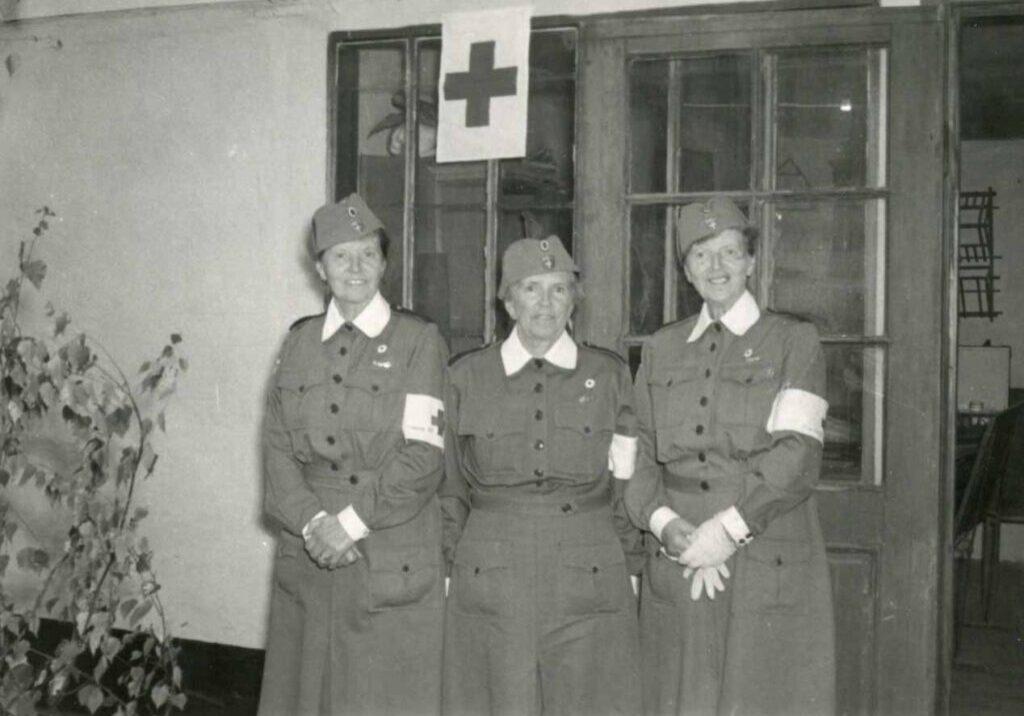 Frøknerne Mørkeberg, omtalt (B158)