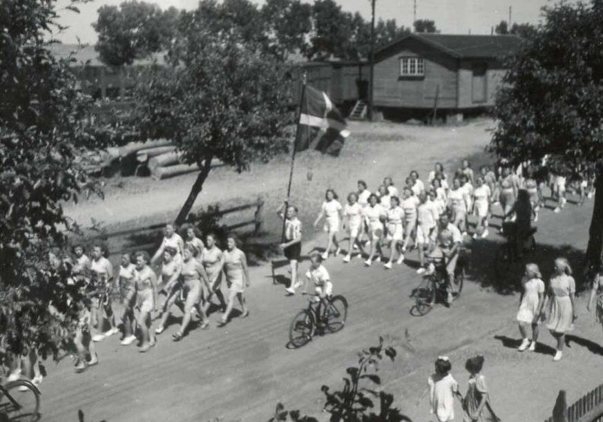 Gymnastik i Præstø (B4896)