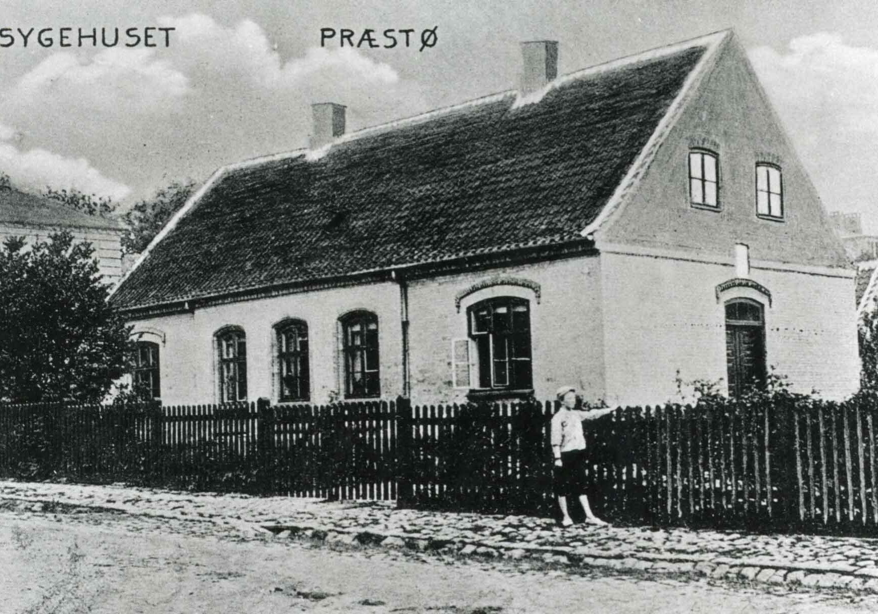 Præstø gamle sygehus (B2192)