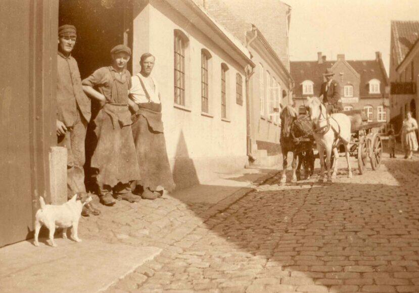 Rådhusstræde_3_ASO_1930_1940